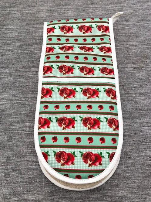 Pomegranate Oven Glove