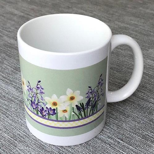 Spring Bulbs Mug