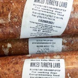 MVM - Turkey & Lamb 454g
