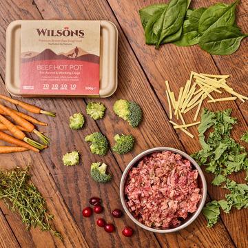 Wilsons - Beef Hotpot 500g