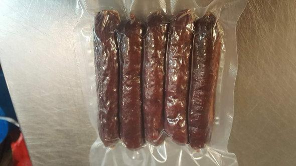 Moist Chicken & Cheese Sausages