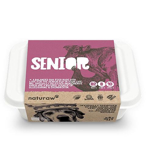 Naturaw - Senior Beef, Lamb & Organic Chicken Complete 500g