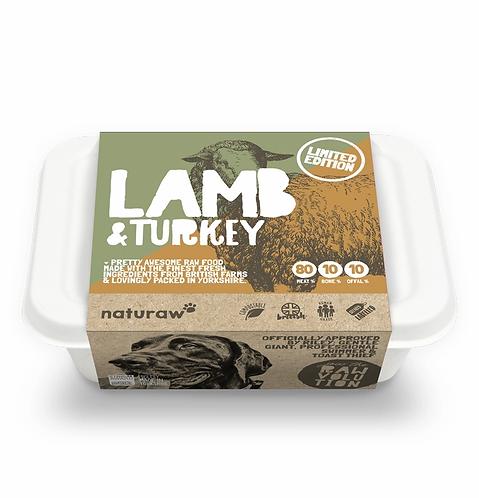 Naturaw - Lamb & Turkey Complete 500g