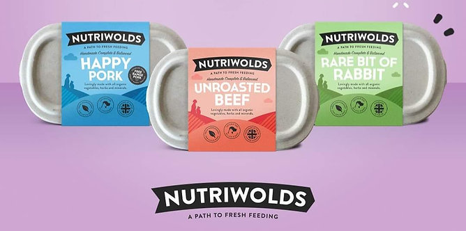 Box Deal - 6x1kg NutriWolds Taster Box