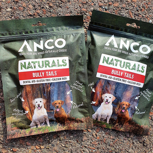 ANCO Naturals - Bully Tails 190g