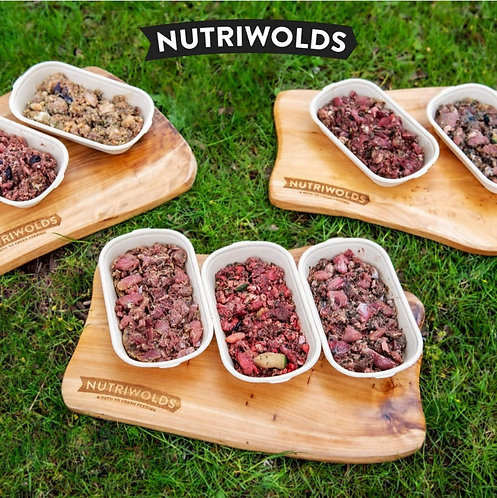 Box Deal - 6x1kg NutriWolds Super Chunky Complete Taster Box