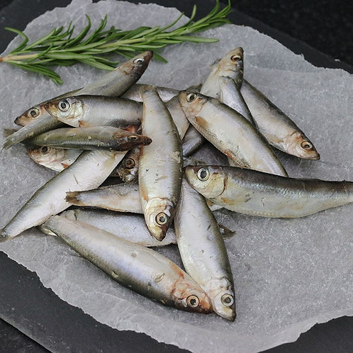 Sprats 1kg (Individually frozen)