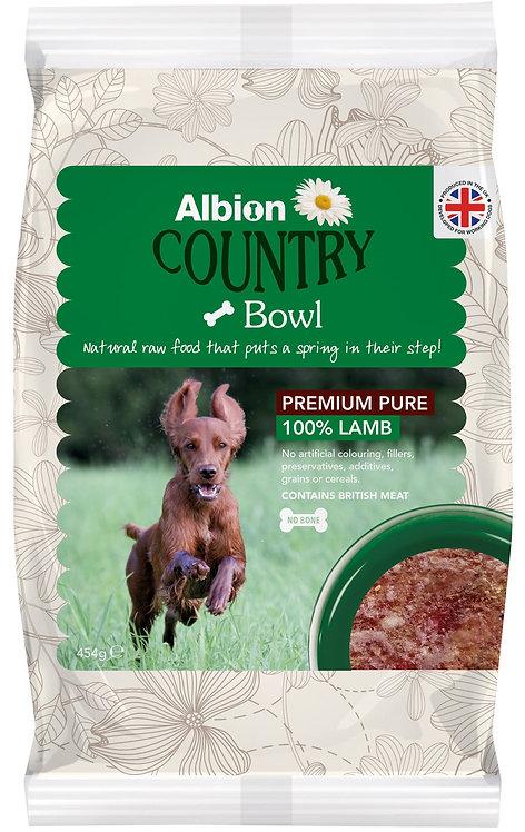 Albion Country Bowl - Premium Pure Boneless Lamb