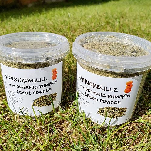 Warriorbullz - Organic Ground Pumpkin Seed