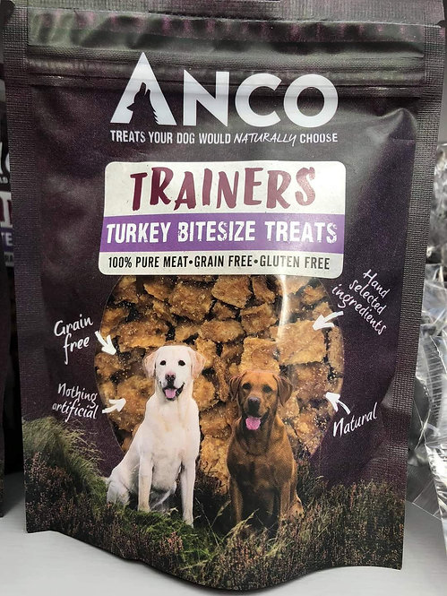 ANCO Naturals - Turkey Trainers