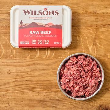 Wilsons - Beef (80-10-10) 500g