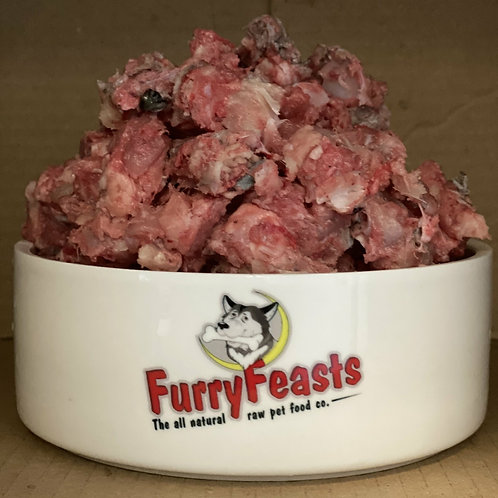 Furry Feasts - Chicken & Wild Salmon Complete 1kg