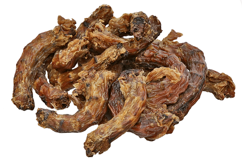 Air Dried Chicken Necks 250g