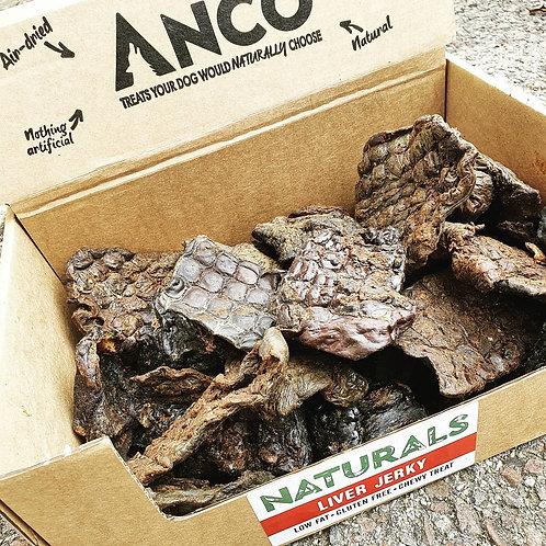 ANCO Naturals - Beef Liver Jerky 100g