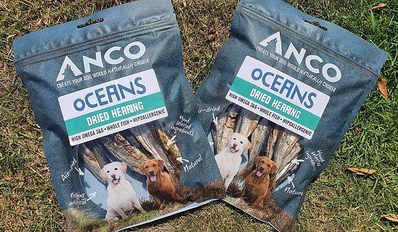ANCO Oceans - Dried Herring Fish 10pk