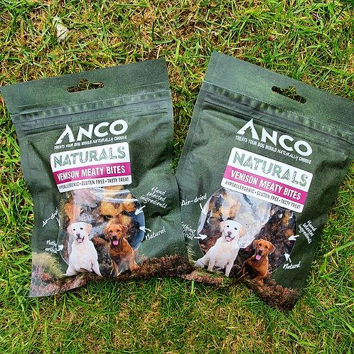 ANCO Naturals - Venison Meaty Bites