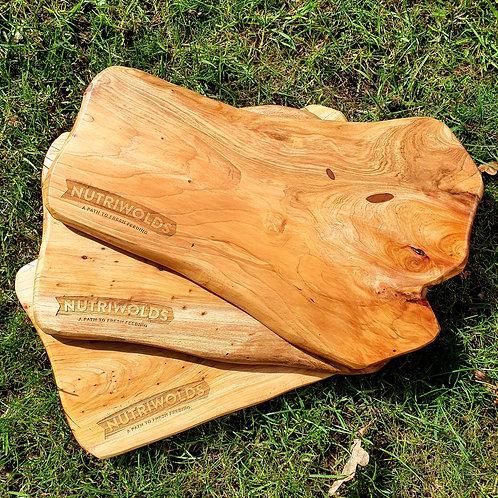 NutriWolds American Cedar Wooden Feeding Board