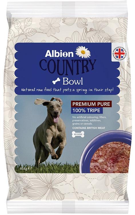 Albion Country Bowl - Premium Pure Boneless Beef Tripe