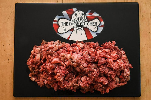 The Dogs Butcher - Pork Mince with Chicken 1kg