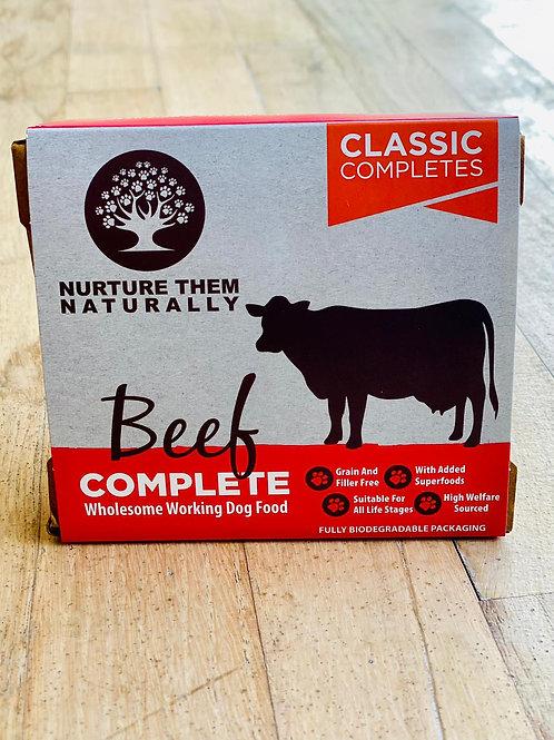 Nurture Them Naturally - Beef Complete 500g