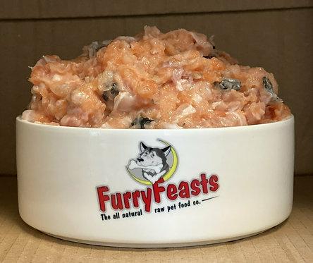 Furry Feasts - Wild Salmon Mince 1kg