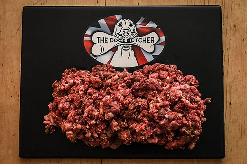 The Dogs Butcher - Ox Mince With Duck 1kg