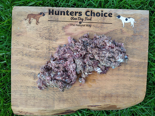 Hunters Choice - Chicken & Oily Fish Complete 500g
