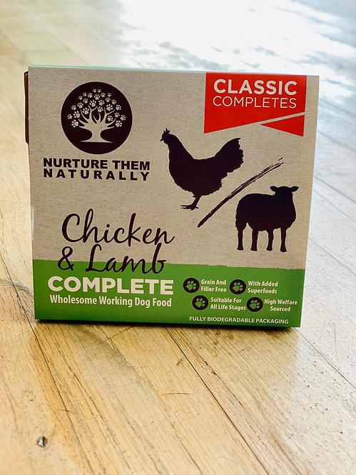 Nurture Them Naturally - Chicken & Lamb Complete 500g