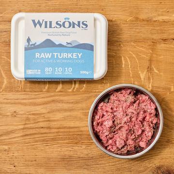 Wilsons - Turkey (80-10-10) 500g