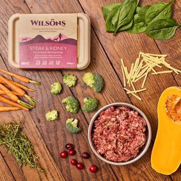 Wilsons - Steak & Kidney 500g