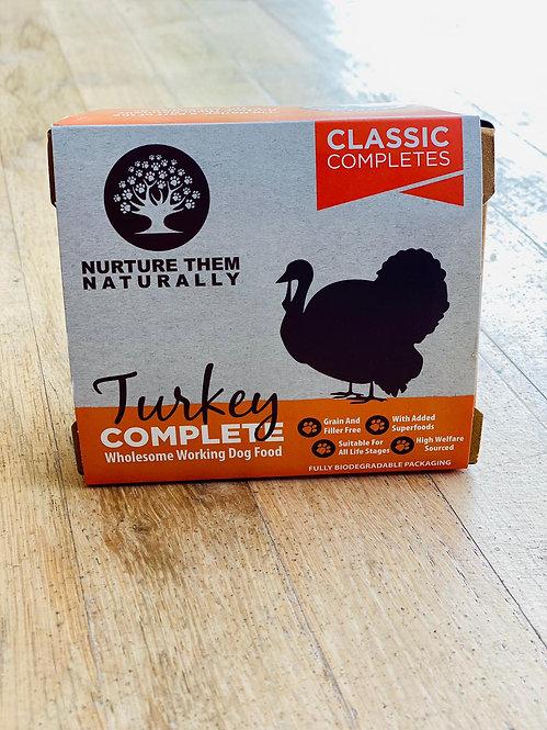 Nurture Them Naturally - Turkey Complete 500g