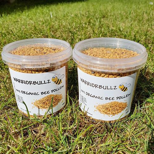 Warriorbullz - Organic Bee Pollen 100g
