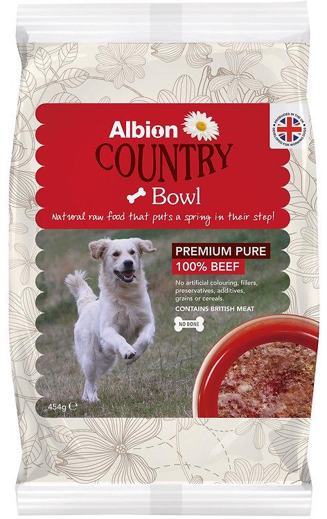 Albion Country Bowl - Premium Pure Boneless Beef