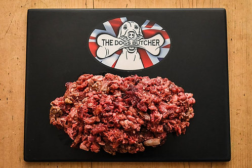 The Dogs Butcher - Venison, Beef & Turkey 1kg