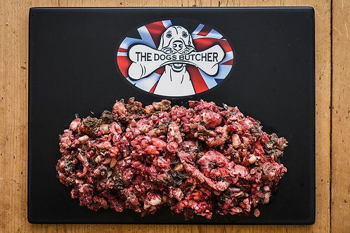 The Dogs Butcher - Ox & Lamb 1kg