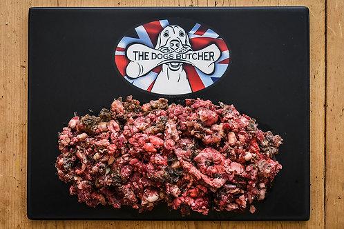 The Dogs Butcher - Boneless Ox & Lamb 1kg