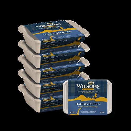 Wilsons - Haggis Supper 500g