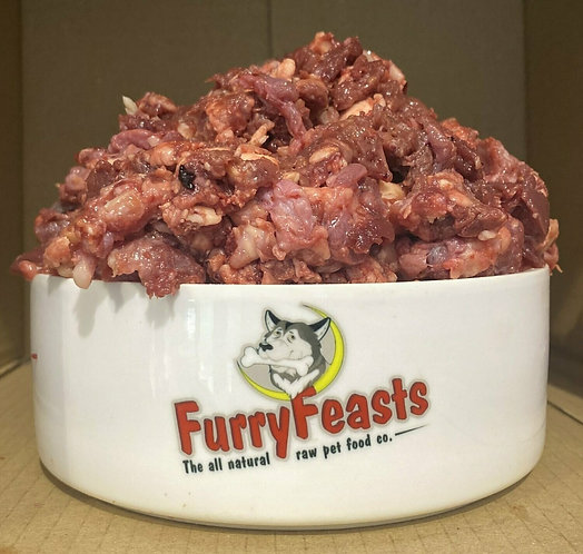 Furry Feasts - Beef Complete 2.5kg