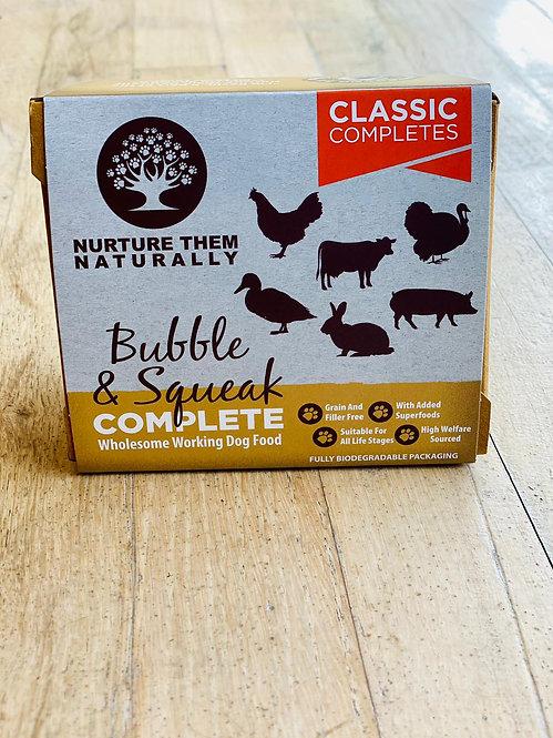 Nurture Them Naturally - Bubble & Squeak Complete 500g