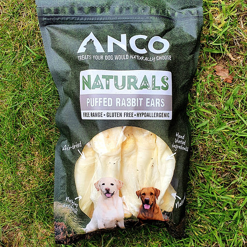 ANCO Naturals - Puffed Rabbit Ears