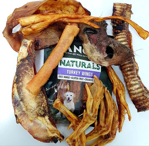 Medium / Large Breed Dog Treat Bundle