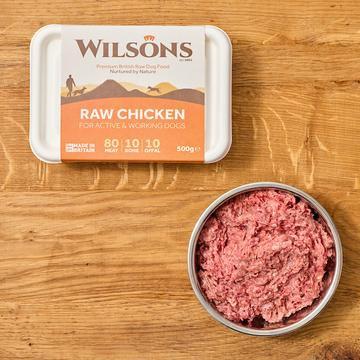 Wilsons - Chicken (80-10-10) 500g