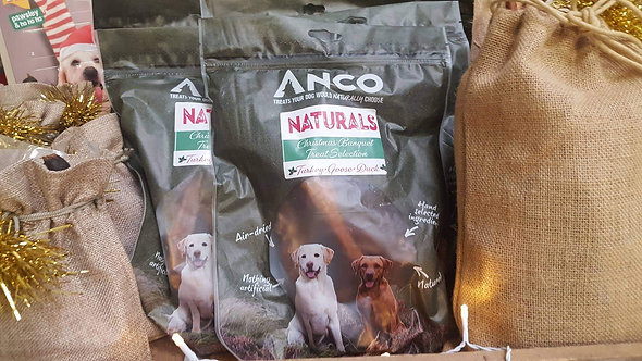 ANCO Naturals - Christmas Banquet Treat Mix
