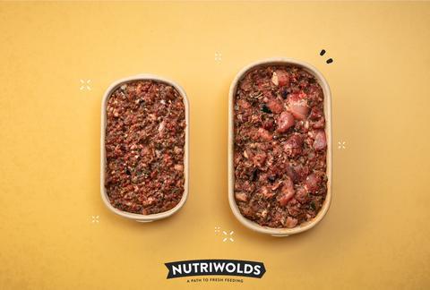 NutriWolds - Chicken Casserole Super Chunky Complete 1kg