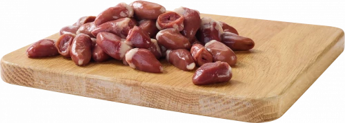 Chicken Hearts 2kg (Individually Frozen)