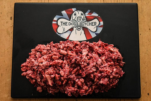 The Dogs Butcher - Ox Mince with Chicken 1kg