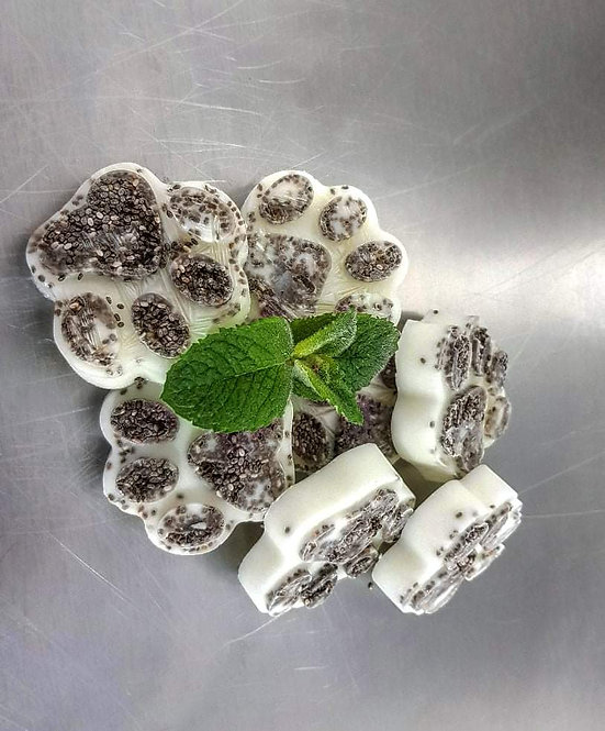 Alexander's Naturals - Kefir Pawz - Goat Milk & Chia Seed
