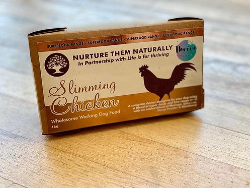 Nurture Them Naturally Superfood Range - Slimming Chicken Comp
