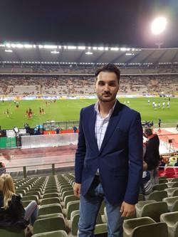 UEFA Nations Cup Belgium vs Netherlands
