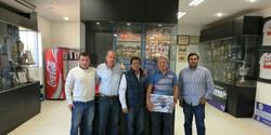 At Club Nacional Asuncion, Paraguay